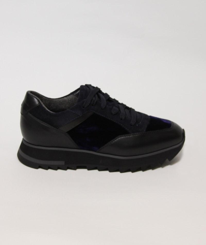Sneaker piel Santoni