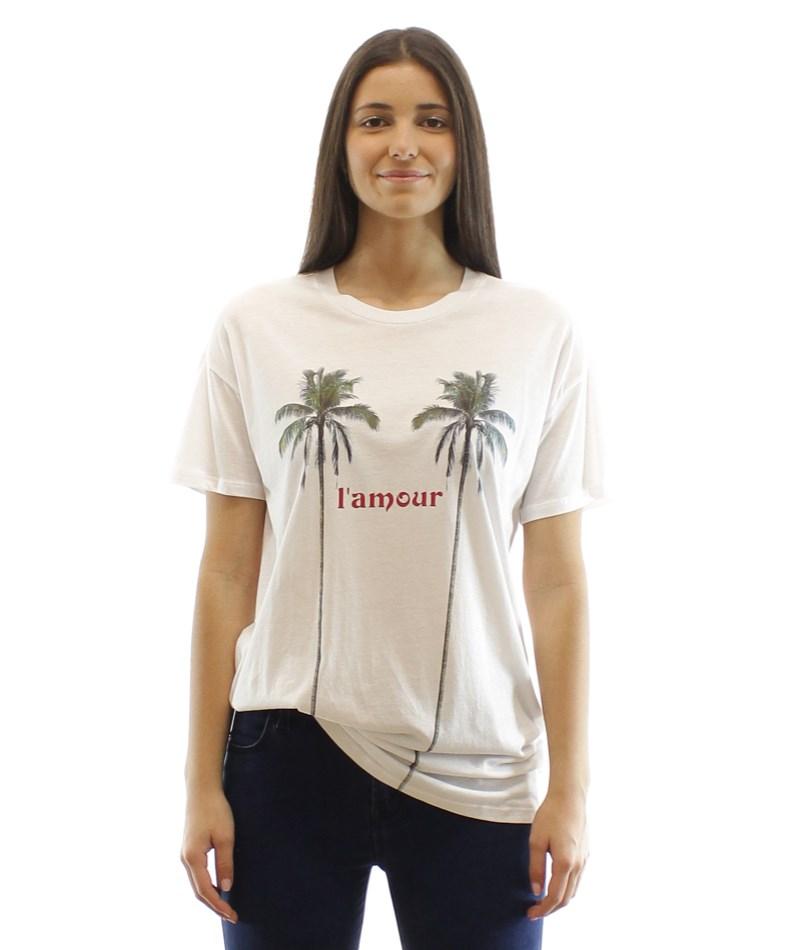 Camiseta palmeras Zoe Karssen