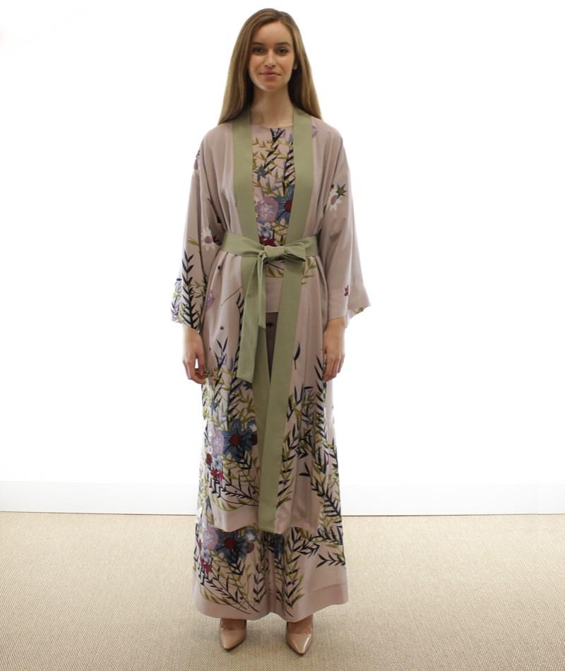 Kimono largo Erika Cavallini