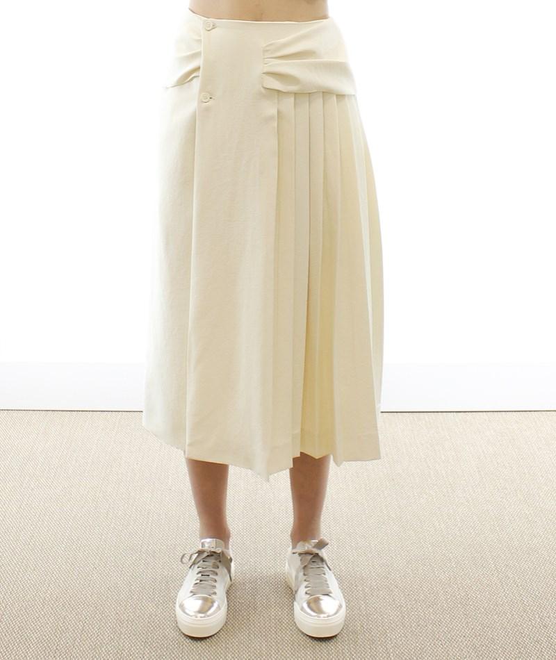 Falda larga Carven