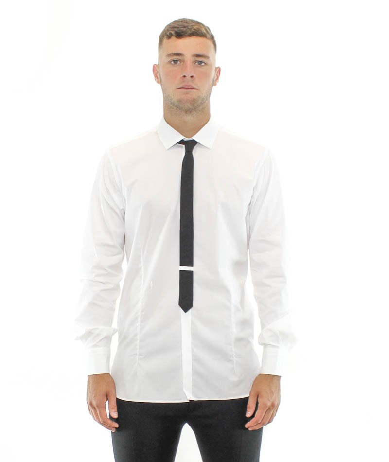 Camisa corbata Neil Barrett