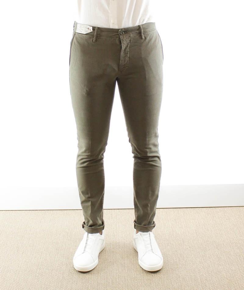 Pantalón pinzas Incotex