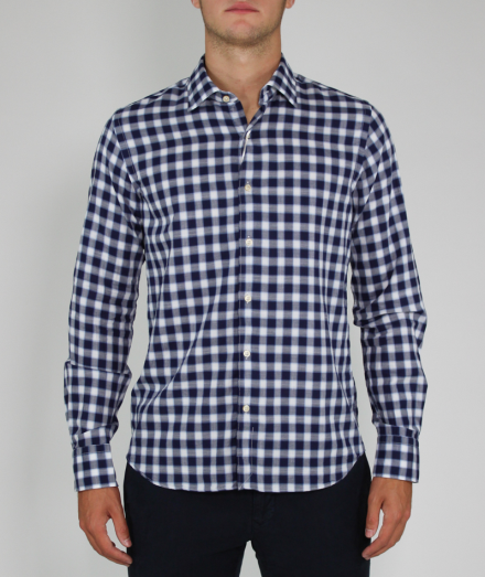 Camisa sport cuadros Xacus