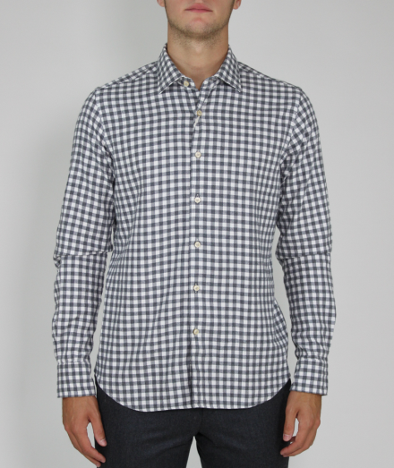 Camisa franela cuadros Xacus