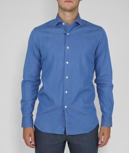 Camisa sport denim Xacus