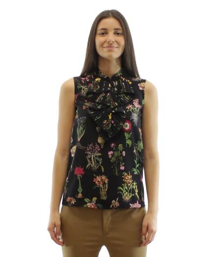 Blusa vestir Nº21