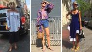 Street Style en las calles de Manhattan